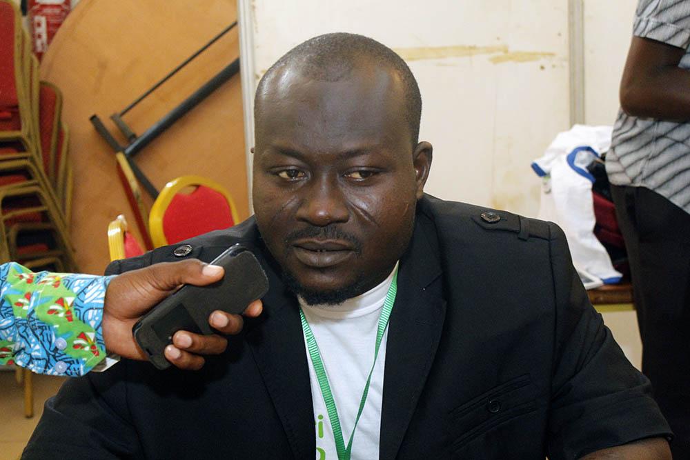 Mama Lawali BOUBE, le concepteur de la charrue motorisée, une innovation venue du Niger